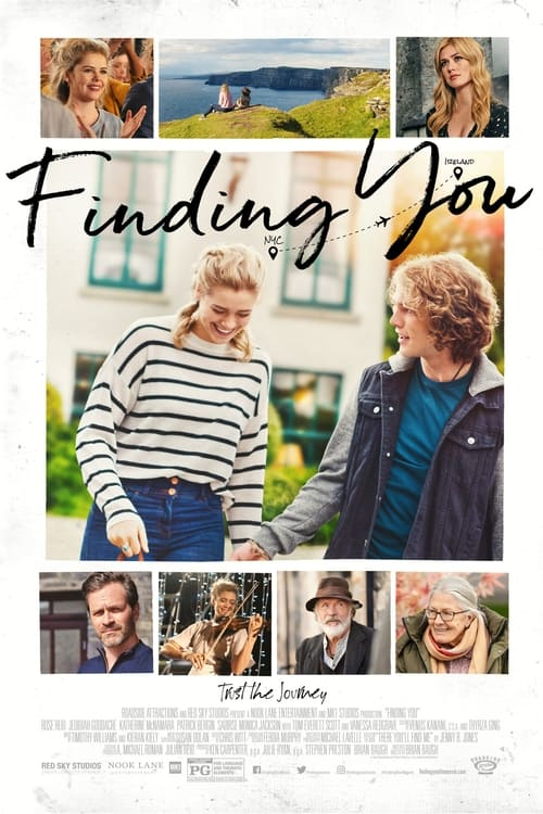 Finding You online