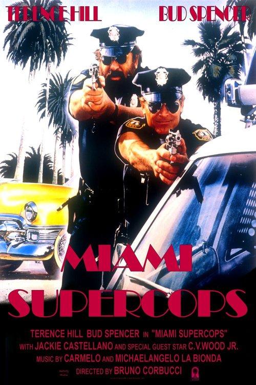 Superpolicajti z Miami online