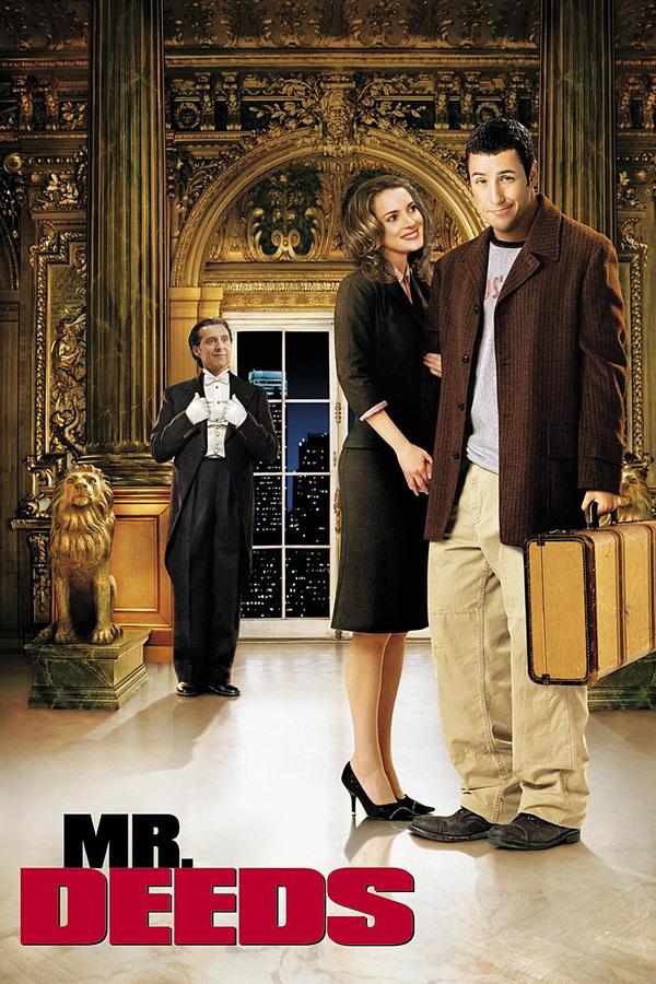 Mr. Deeds - náhodný milionář - Tržby a návštěvnost