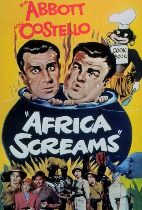 Africa Screams online