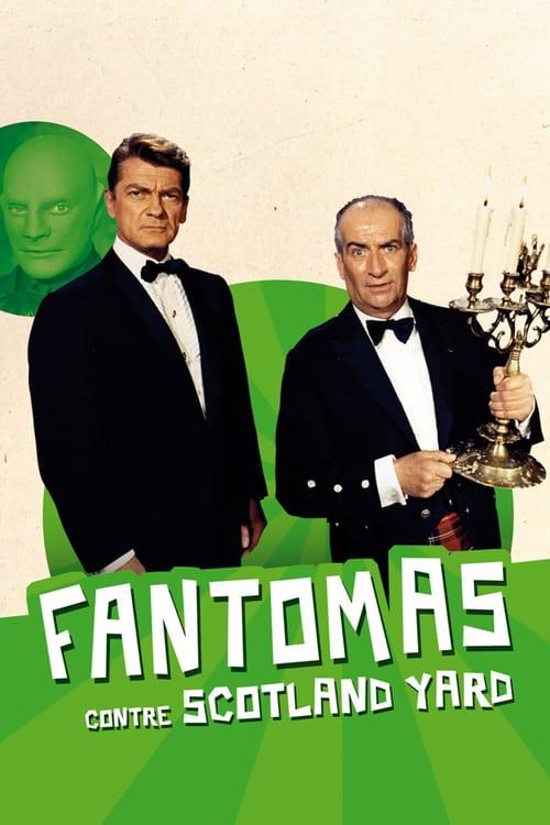 Fantomas kontra Scotland Yard online
