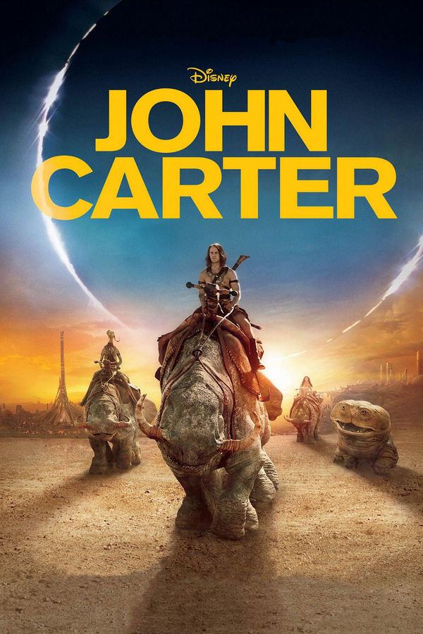 John Carter: Mezi dvěma světy online