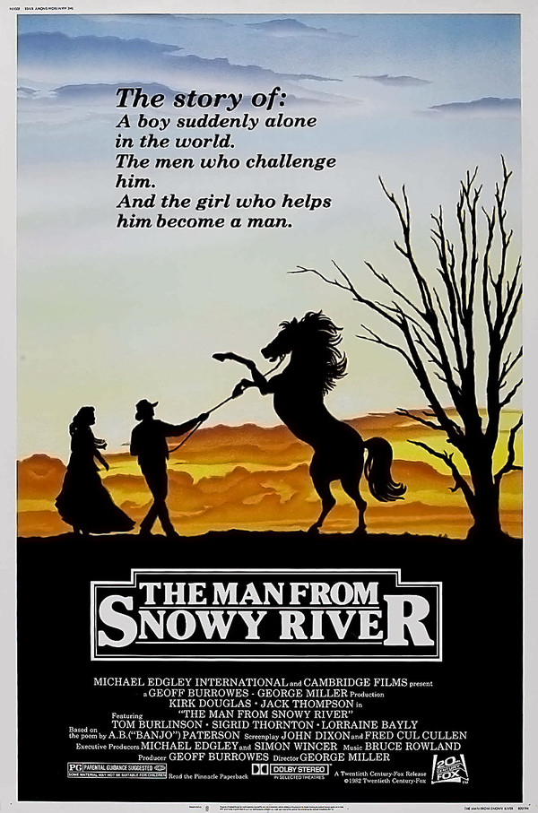 The Man from Snowy River online