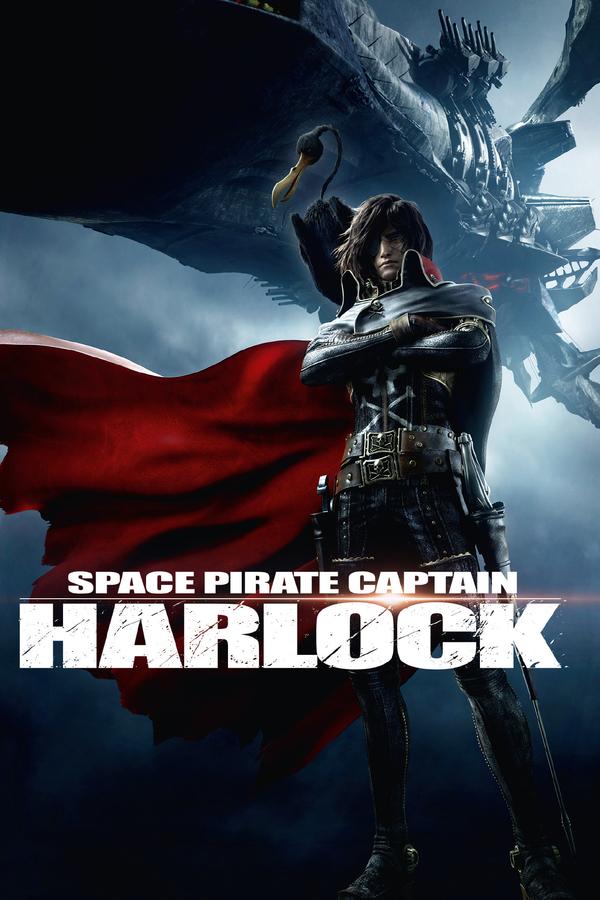 Space Pirate Captain Harlock online