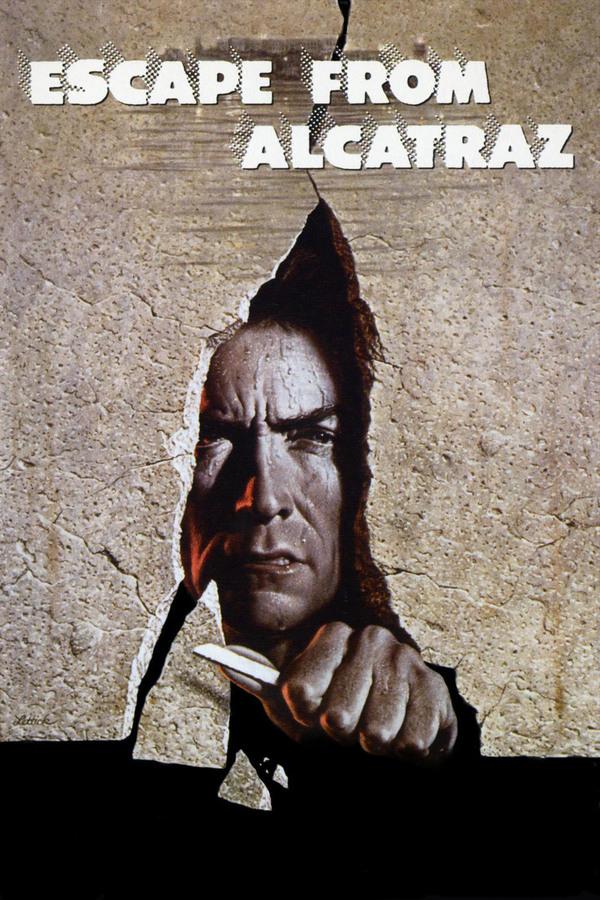 Útěk z Alcatrazu online