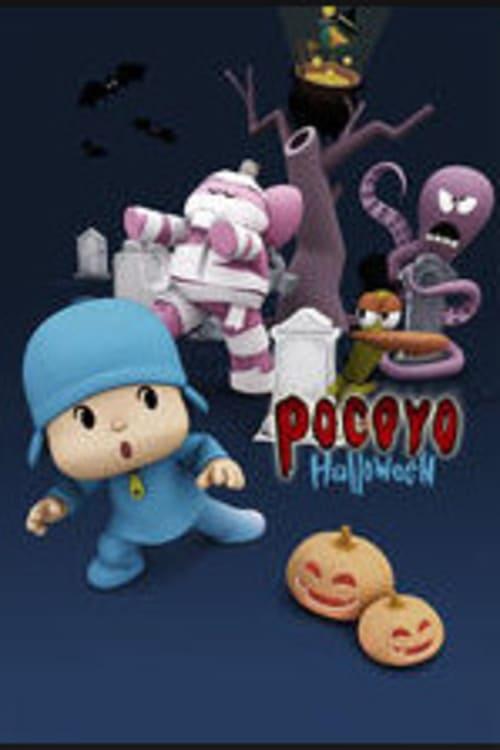Pocoyo Halloween: Space Halloween online