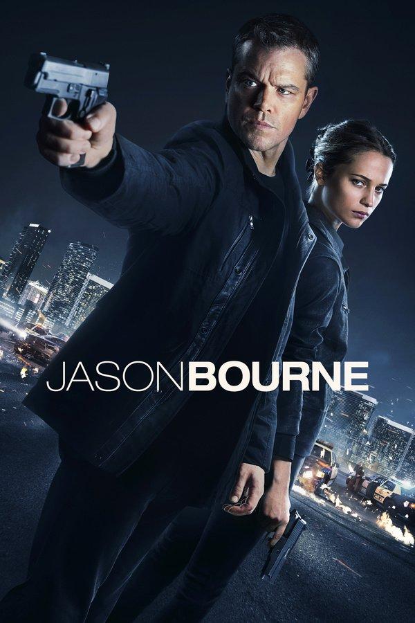 Jason Bourne - Tržby a návštěvnost