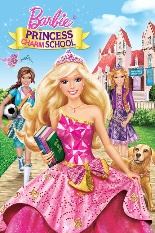 Barbie: Škola pro princezny online