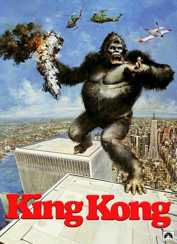 King Kong - Tržby a návštěvnost