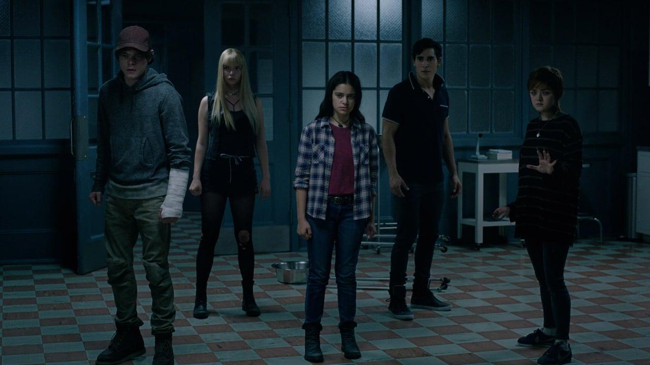 The New Mutants - 1. srpna