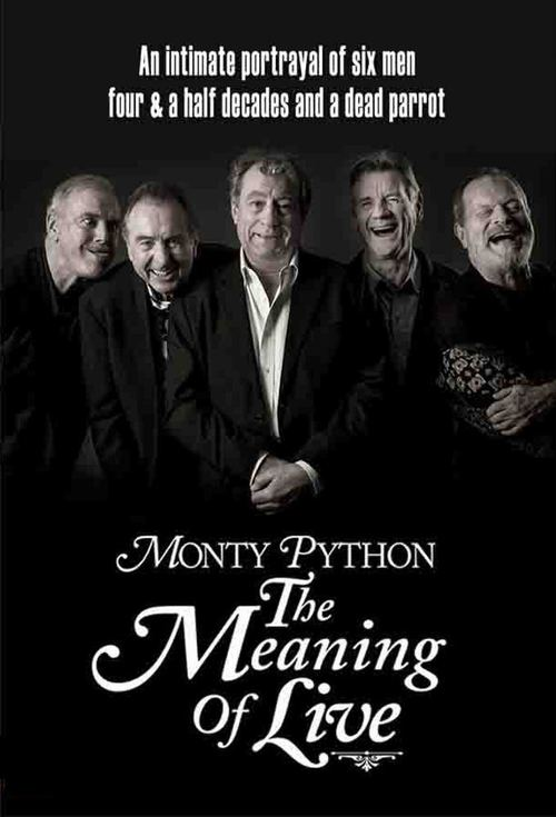 Monty Python: The Meaning of Live online