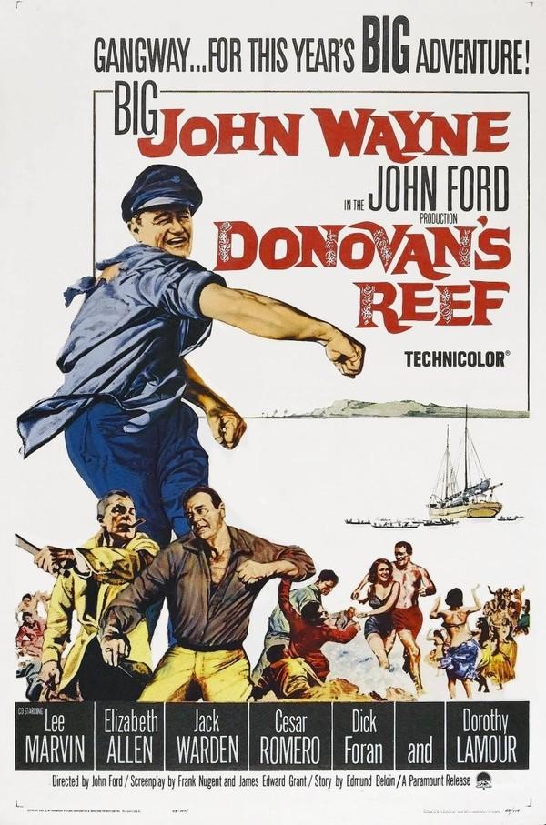 Donovan's Reef online