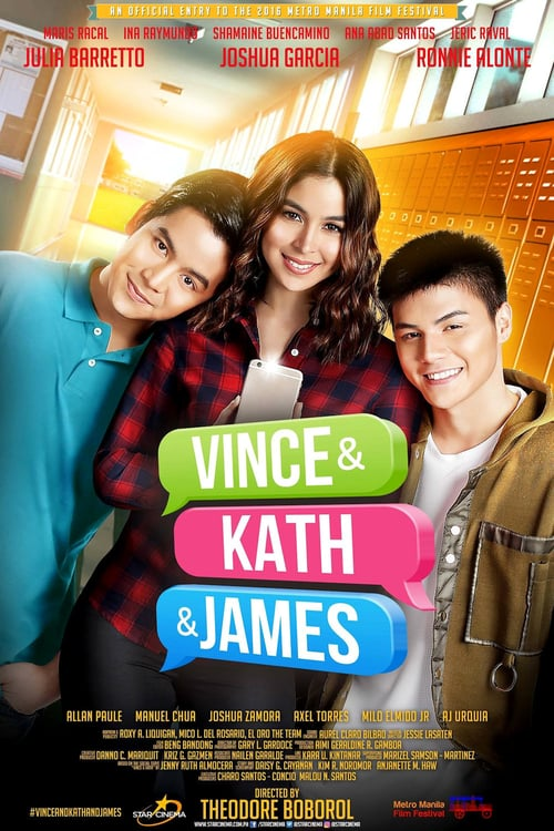 Vince and Kath and James online