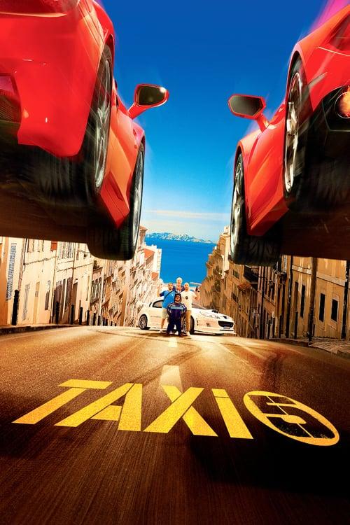 Taxi 5 - Tržby a návštěvnost