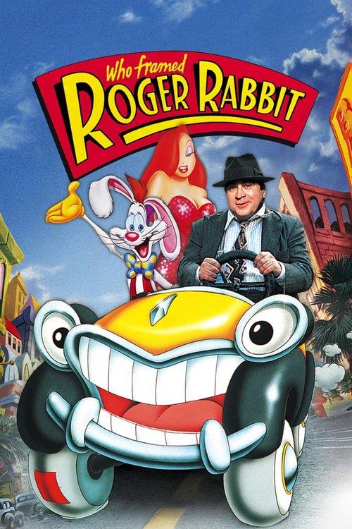 Falešná hra s králíkem Rogerem online