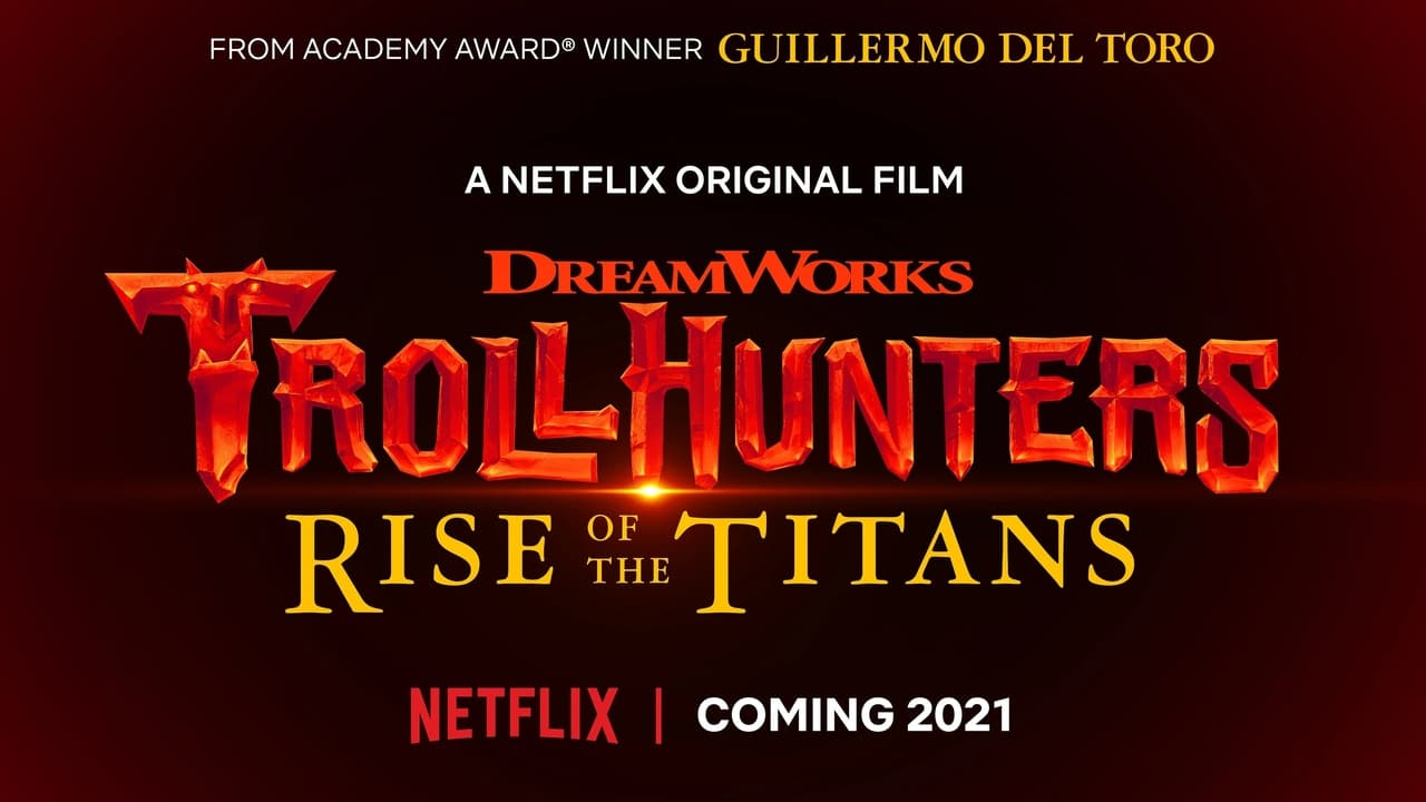 Lovci trolů: Úsvit Titánů