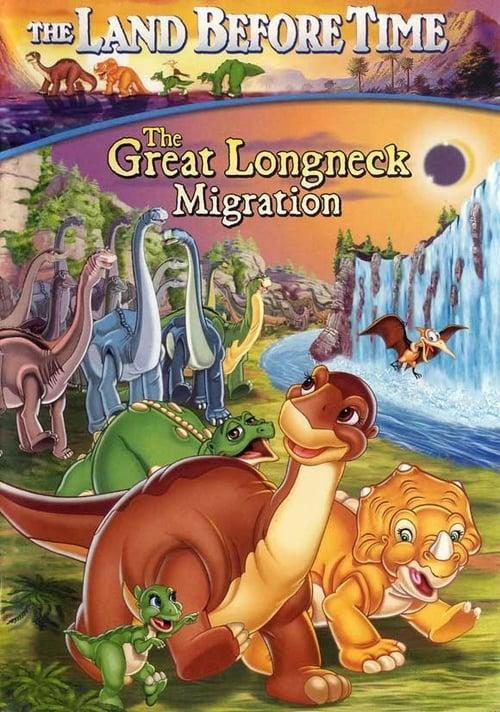 Země dinosaurů 10: Velké dinosauří putování online