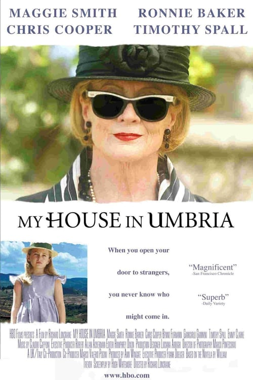 My House in Umbria online