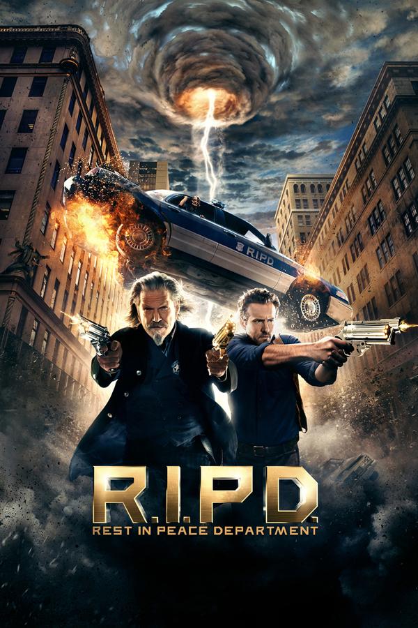 R.I.P.D.- URNA: Útvar Rozhodně Neživých Agentů online