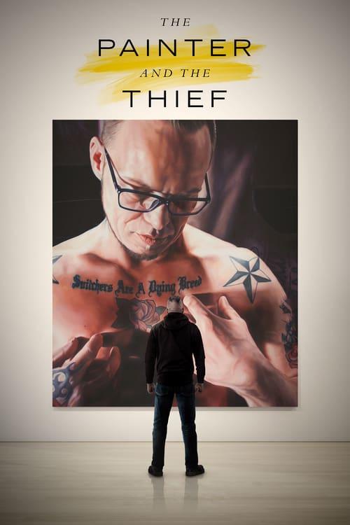 Malířka a zloděj online