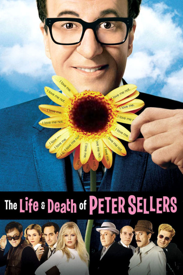Život a smrt Petera Sellerse online
