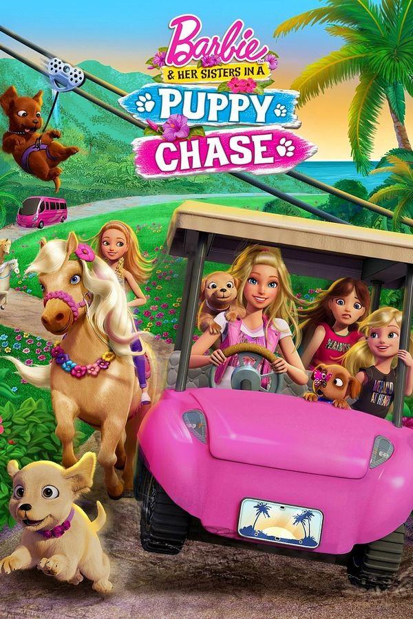 Barbie: Zachraňte pejsky online