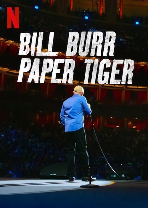 Bill Burr: Tygr bez drápů online