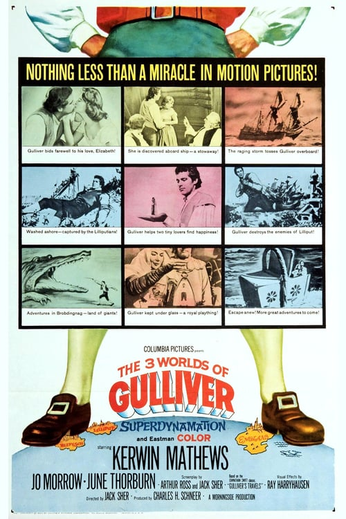 The 3 Worlds of Gulliver online