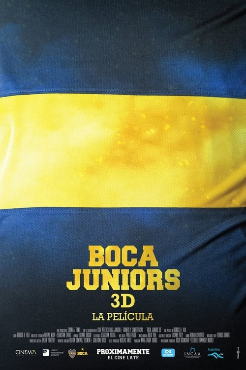 Boca Juniors 3D: The Movie online