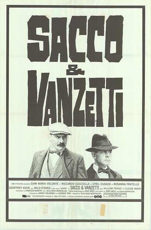 Sacco & Vanzetti online