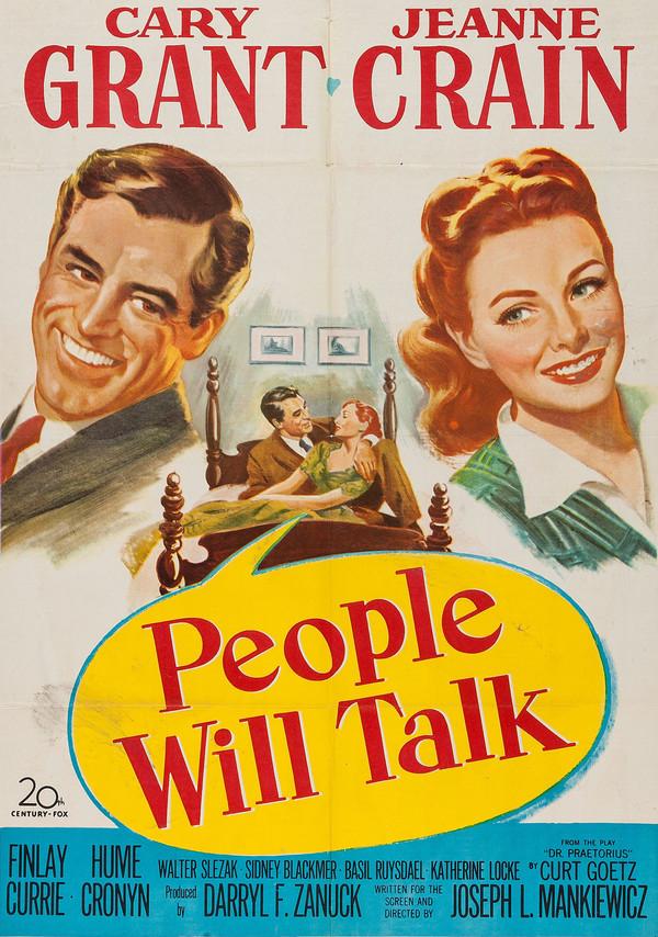 People Will Talk online