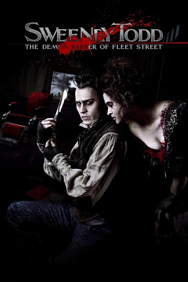 Sweeney Todd: Ďábelský holič z Fleet Street online