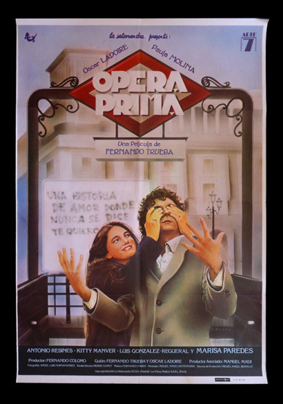 Ópera prima online