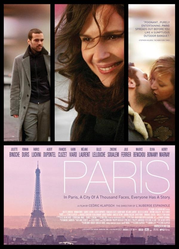 Paříž online