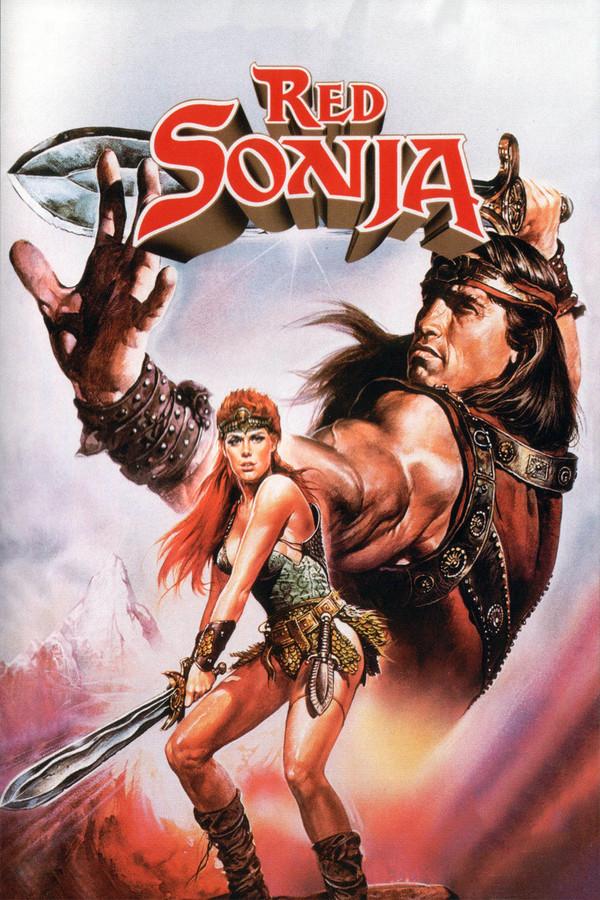 Red Sonja online
