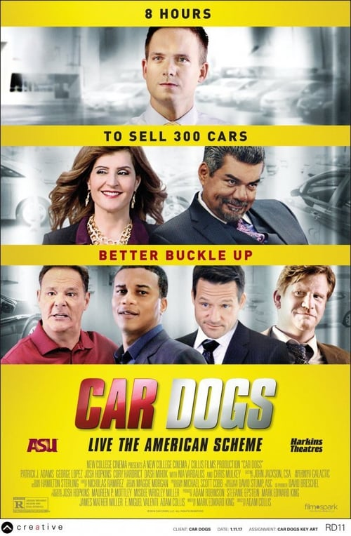 Car Dogs online