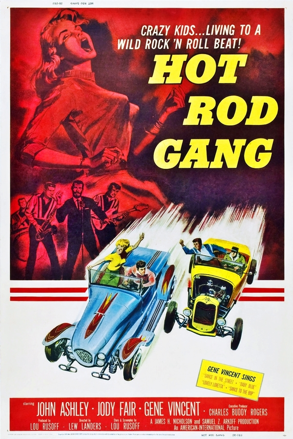 Hot Rod Gang online