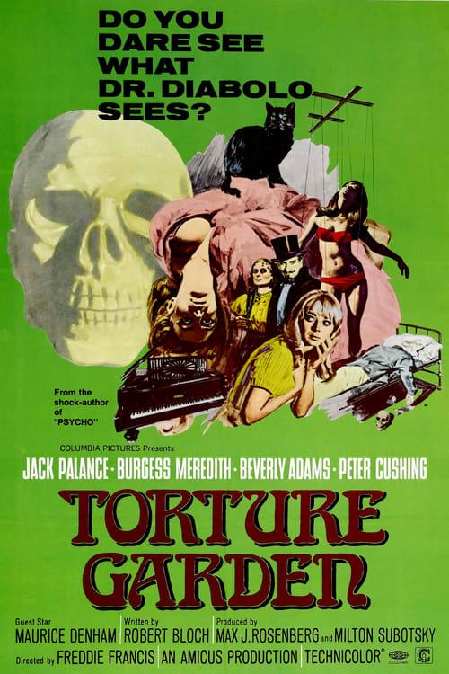 Torture Garden online