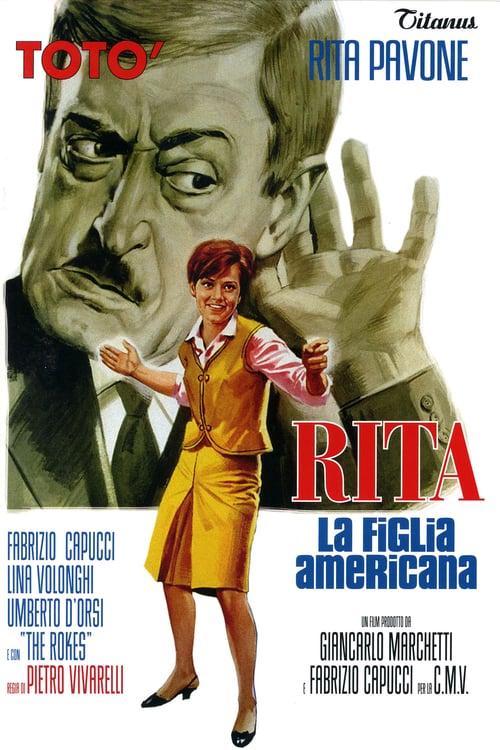 Rita, dívka z Ameriky online