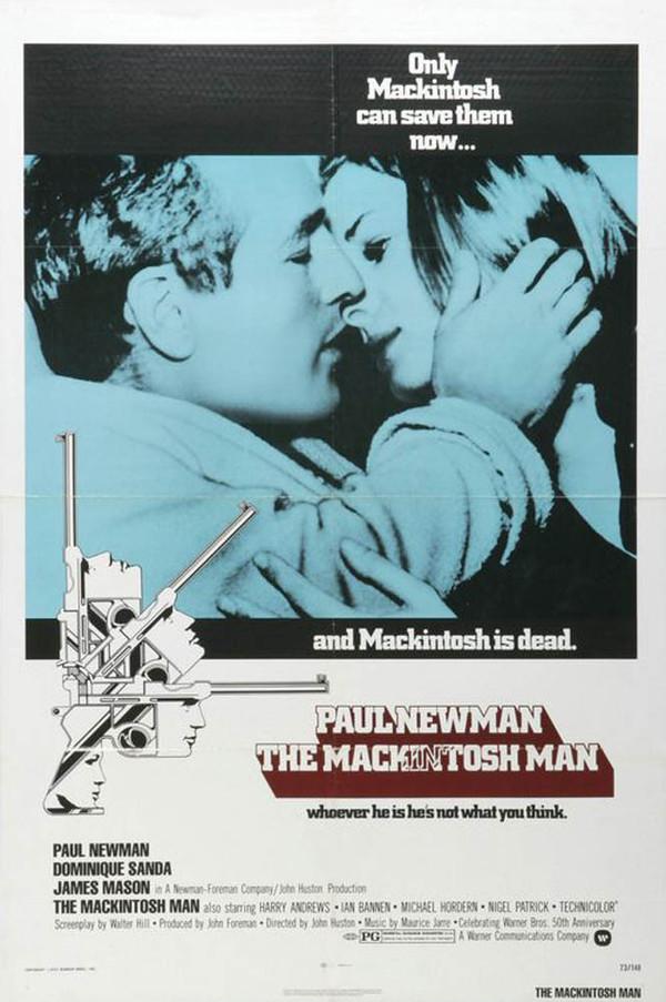 Mackintoshův člověk online