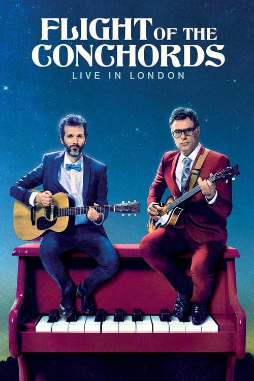 Flight of the Conchords: Živě z Londýna online