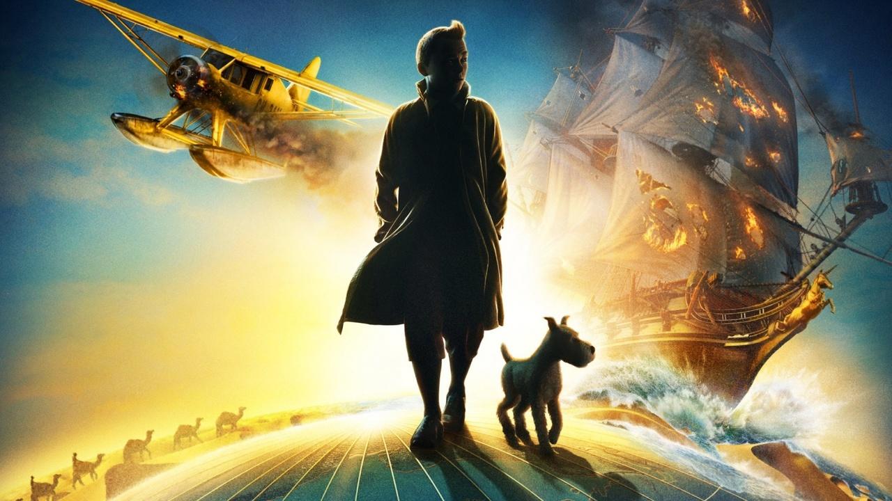 Tintinova dobrodružství - Tržby a návštěvnost