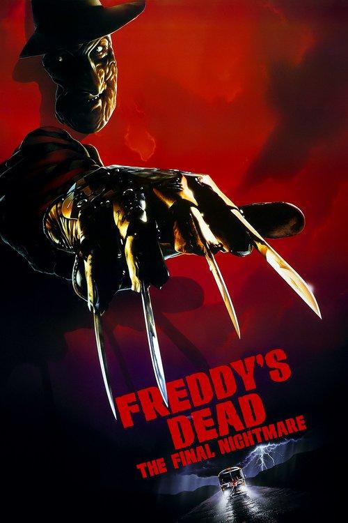 Freddyho smrt - Poslední noční můra online