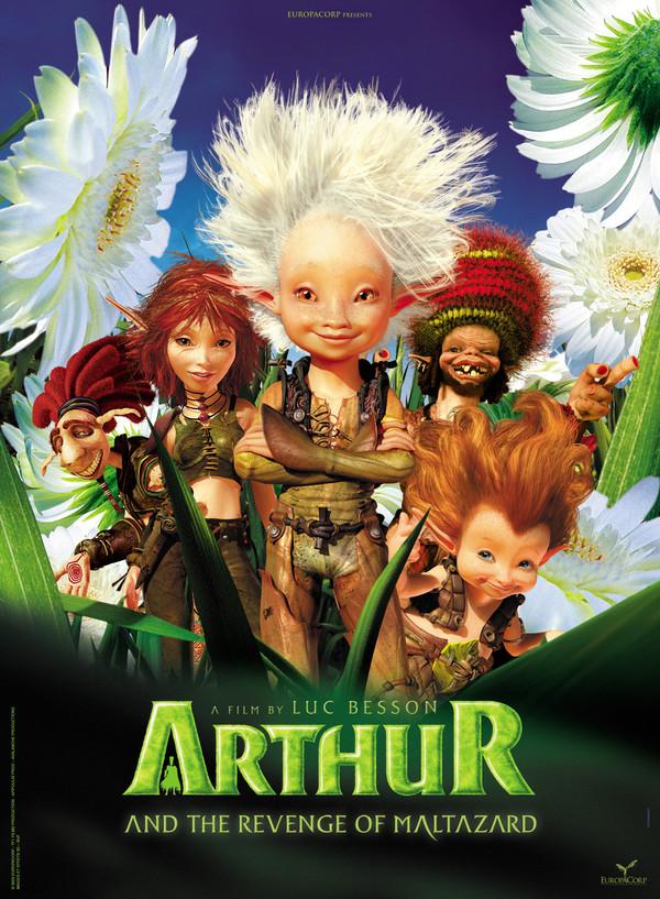 Arthur a Maltazardova pomsta online