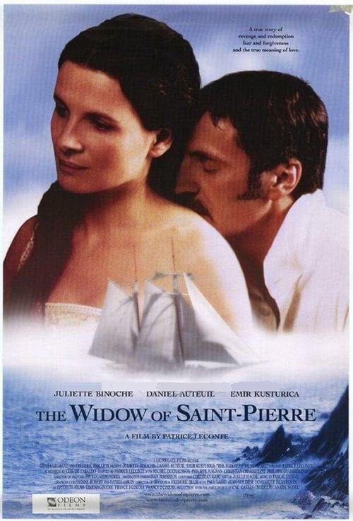 La veuve de Saint-Pierre online