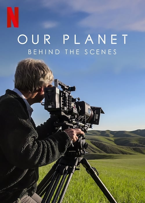 Naše planeta: Ze zákulisí online