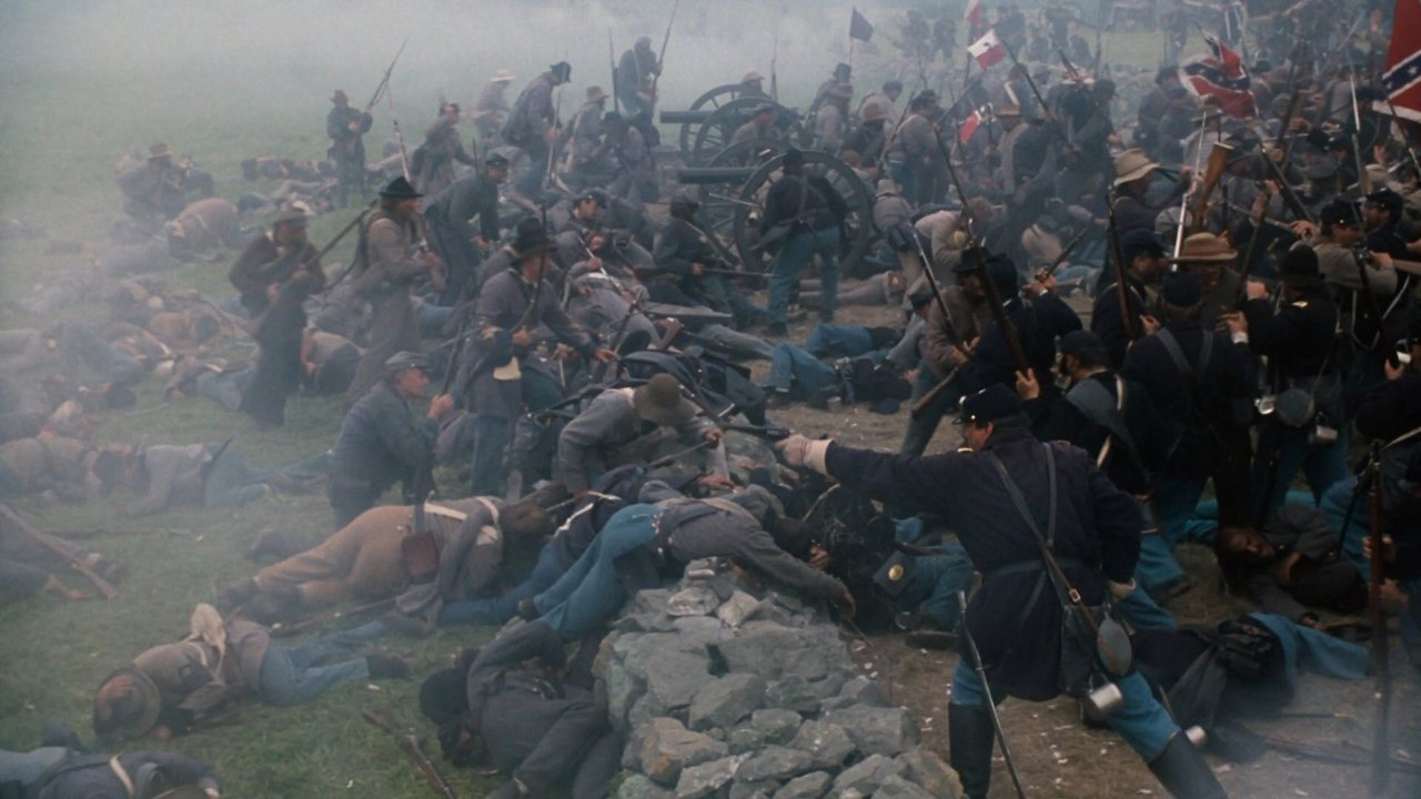 Bitva u Gettysburgu online