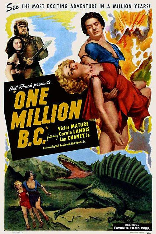 One Million B.C. online