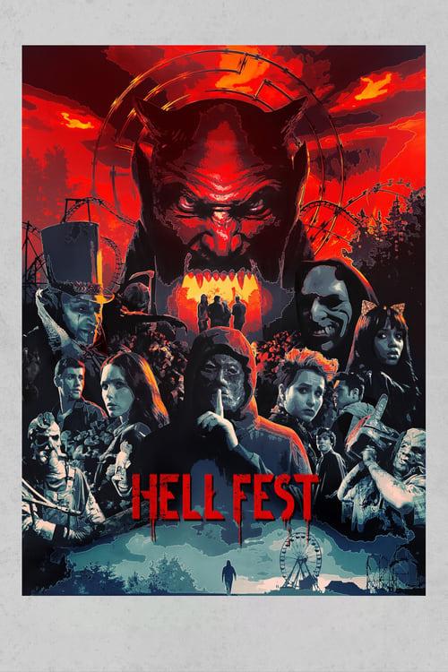 Hell Fest: Park hrůzy online
