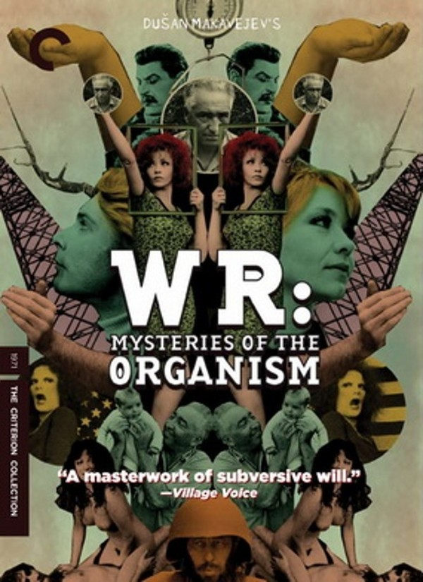 WR: Mysteries of the Organism online